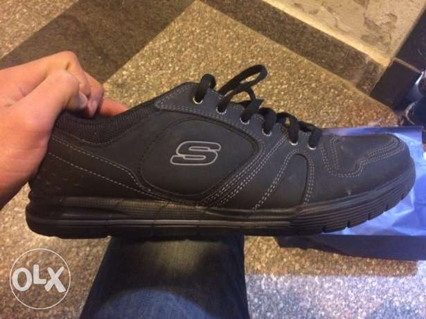 original skechers relaxed fit memory foam حي الزهور -  1