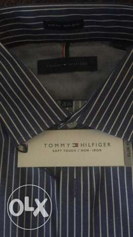 Tommy helfiger original men's slim fit shirt