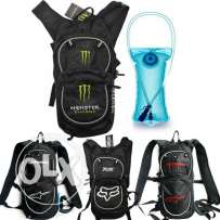 bikers water bag
