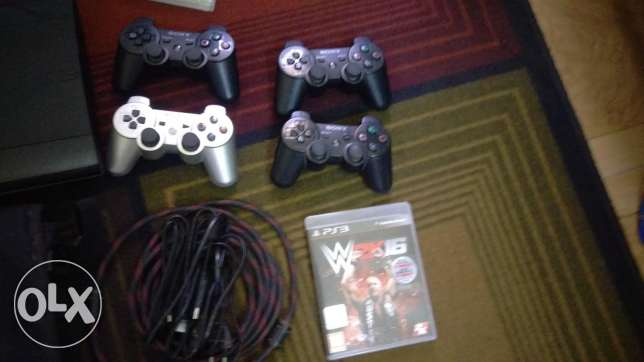 Play Station 3 full package