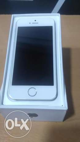 IPhone 5s _ Uesd _ silver _ 64G