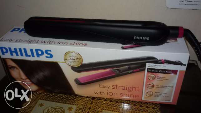 PHILPS BabyLiss with ion shine مدينة نصر -  2