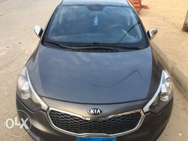 kia Cerato 2014 for sale الشيخ زايد -  1