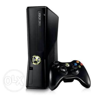 Xbox 360 and 10 original games and Xbox live code FREE
