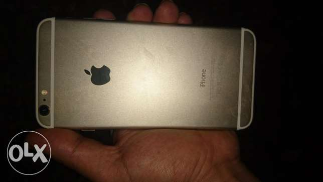 Iphone 6 plus gold 64 gb