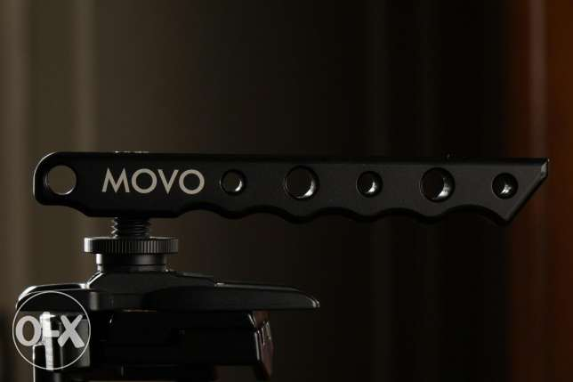 movo svh6 video stabilizing top handle