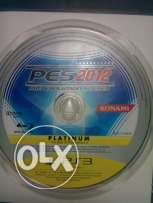 PES 2012 for ps3