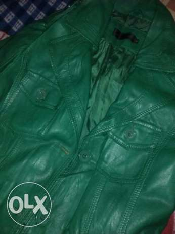 Leather jacket for LARGE size