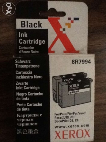 Black Ink Cartridge 8R7994 For Printer U.S.A.