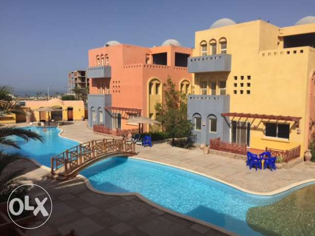 Villa in the compound FOR RENT الغردقة -  1