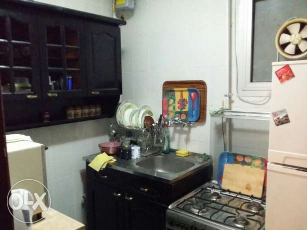 REHAB GUC garden 100m GF fully furnished Flat for rent مدينة الرحاب -  4