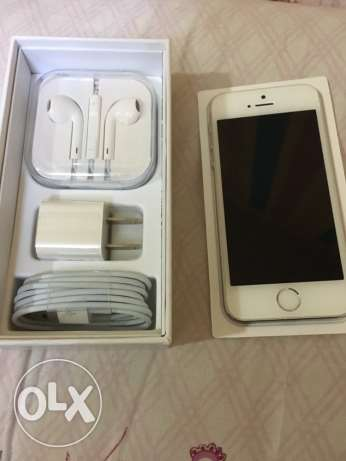iphone 5s 32 silver زيرووو