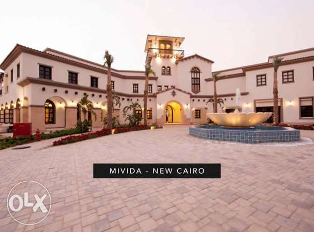 mivida villa delivery now fully finished التجمع الخامس -  1