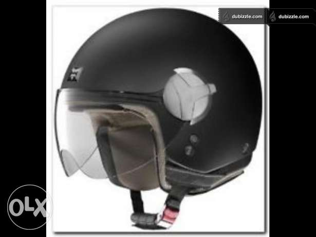 Motorcycle Helmet Black USA القاهرة -  1