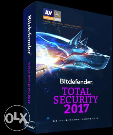 Bitdefender Total Security 2017 5PC 3 Months CD-KEY GLOB