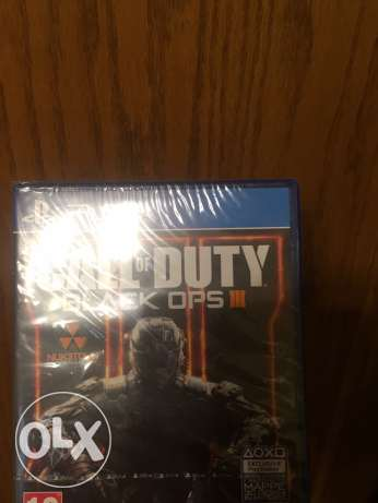 Call of Duty Black ops 3 جديدة
