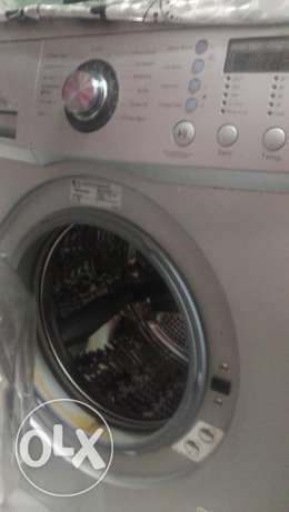 Washing machine (LG) المعادي -  7