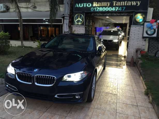 bmw520 Luxury zero