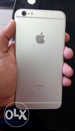 Iphone 6s plus kisr elzeroo silver 16 giga المهندسين -  1