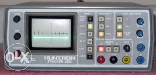Huntron Tracker 2000 Parts Unit AS-IS