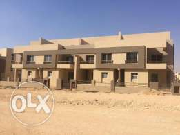 New cairo _The square compound _Town house corner for sale
