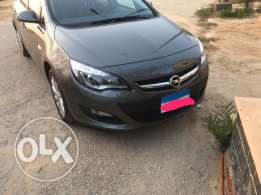 opel astra 2017 يرو