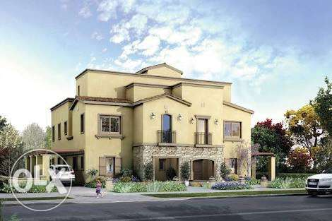 townhouse corner for sale in Mivida