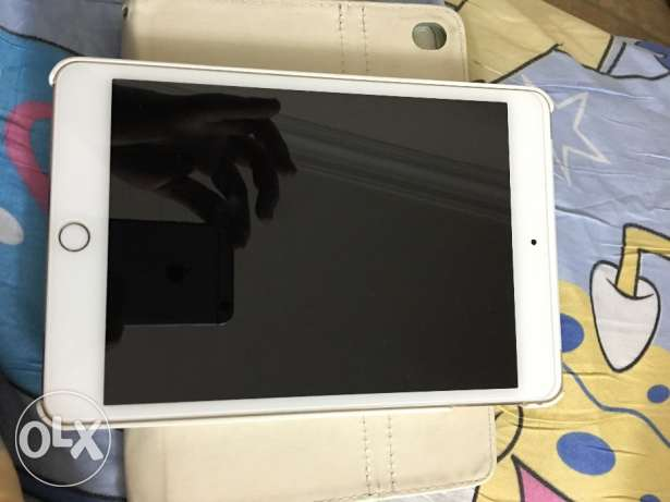 iPad Mini 4 16 GB Wi-Fi 4G. Gold, Excellent Condition مدينة نصر -  5