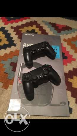 Sony PS4 500GB Jet Black+2 controllers+4 games PRICE IS NON-NEGOTIABLE الزمالك -  6