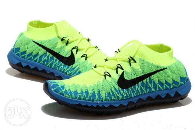 Nike Free Run Flyknit 3.0 New Release Boxed