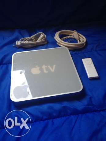 Apple tv 1 hard 160g