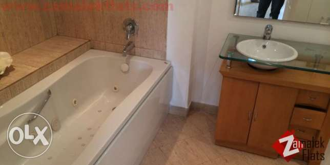 nile view apartment for rent in Zamalek الزمالك -  4