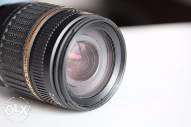 Tamron lens 18-200mm F/3.5-5.6 Macro, Aspherical. For Nikon mount. مصر الجديدة -  5