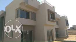A standalone villa for sale in palm hills golf extention 430 sq.m