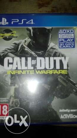Call of duty infinite warfare for sale 600 egp