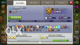 Clash of clans تاون 9