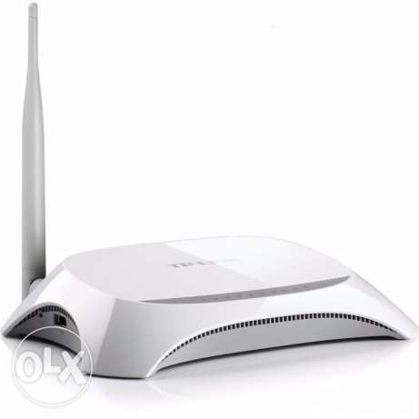 TP-Link 3G/3.75G Wireless N Router TL-MR3220