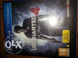 uncharted 4 for sell للبيع