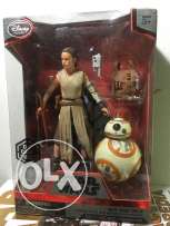 Star Wars Elite Series Rey and BB-8