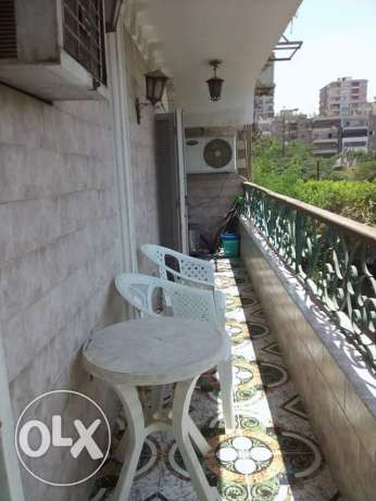 Furnished apartment in Sheraton Heliopolis شيراتون -  1