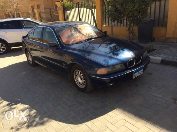 BMW 523i /1998 Perfect condition