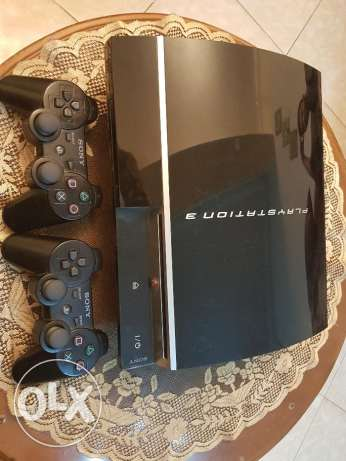 ps3 fat for sale مصر الجديدة -  4