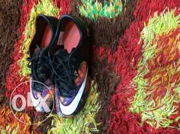 nike football shoes stares size 40.5