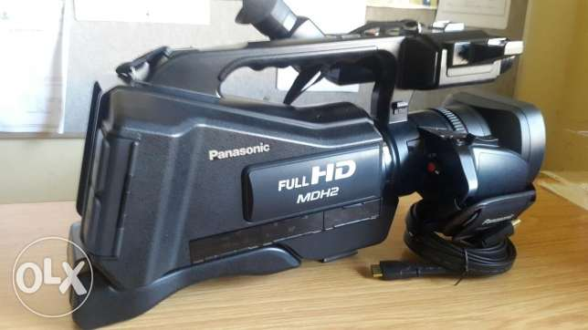 panasonic Mdh2 professional camera