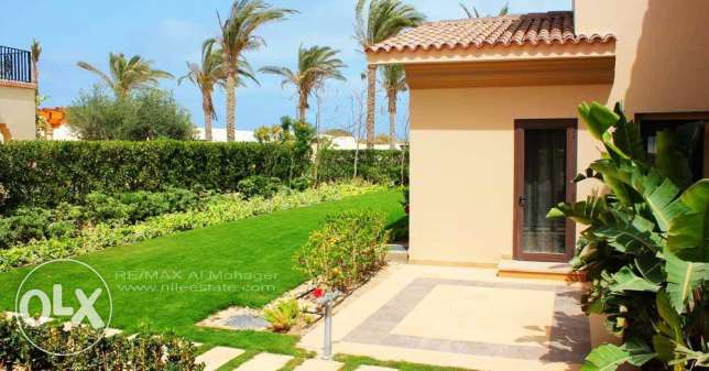 senior chalet in hacienda bay north coast for sale العلمين -  1