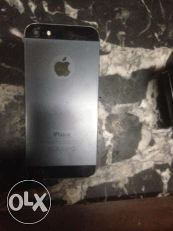 I phone 5 for sale المعادي -  2