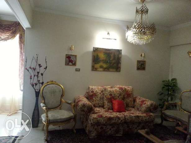 For rent full appliances flat new furniture in a good condition القاهرة -  2