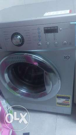 Washing machine (LG) المعادي -  1