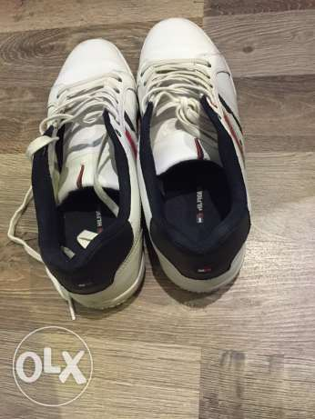 tommy white shoes original