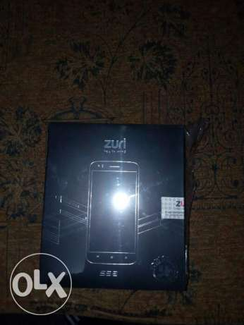 Zuri mobile sold box with warranty مريوطية -  2